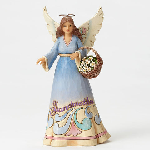 Grandmother Angel w/Basket