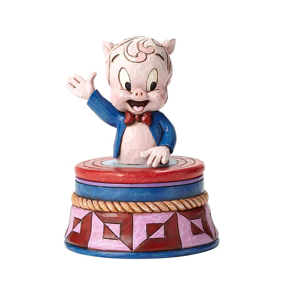 Porky Pig Treasure Box