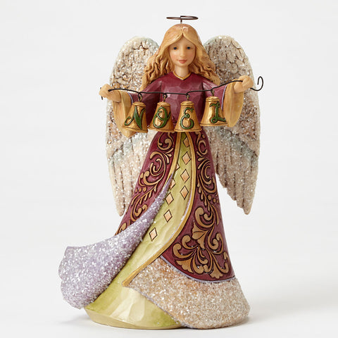 Victorian Angel with Bells