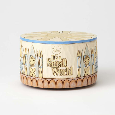 Small World Musical Displayer