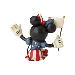 Mini Patriotic Minnie