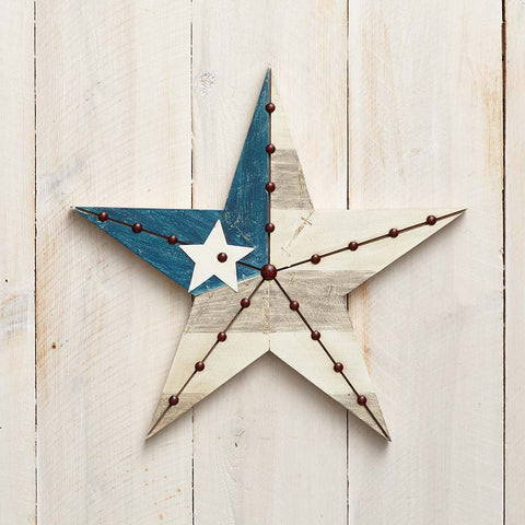 Patriotic Star Wall Décor