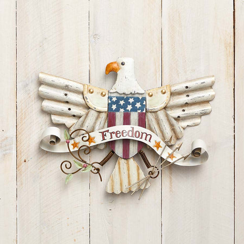 Patriotic Eagle Wall Décor