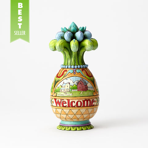 Welcome Pineapple with Scenes