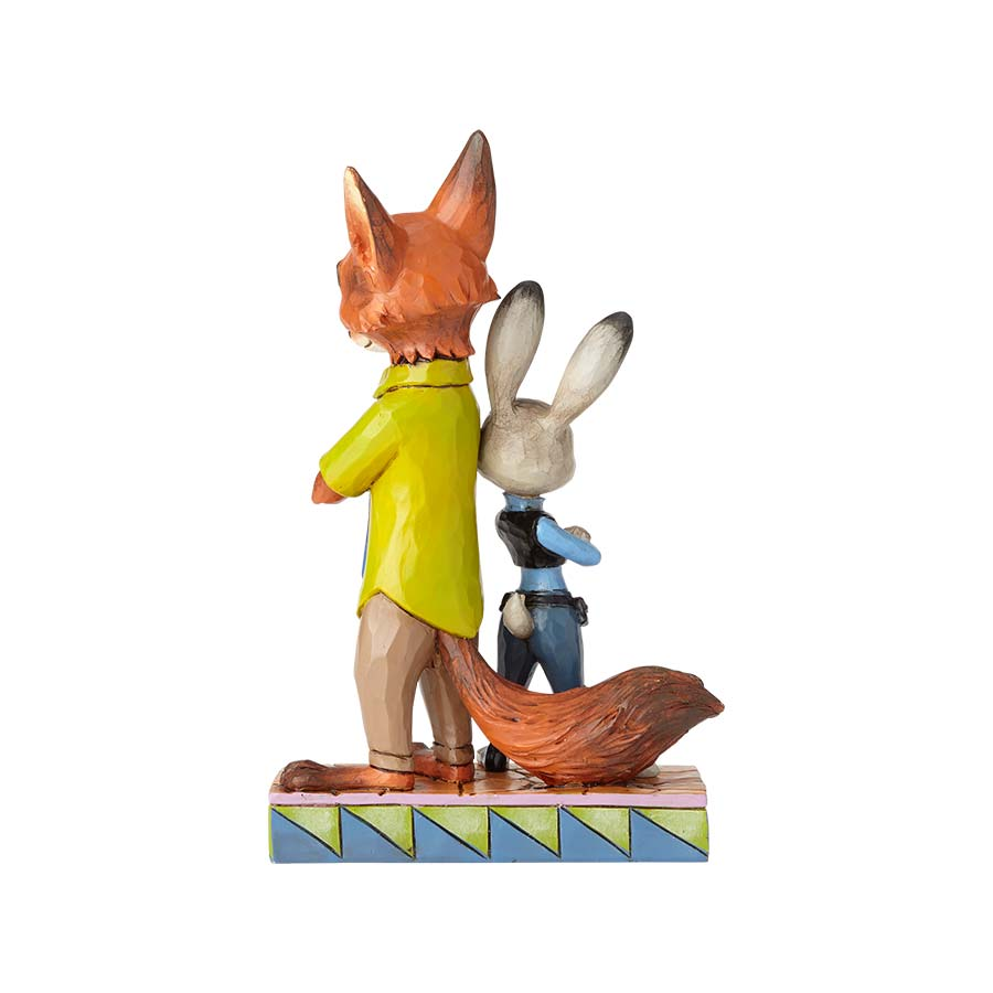 Zootopia Judy and Nick