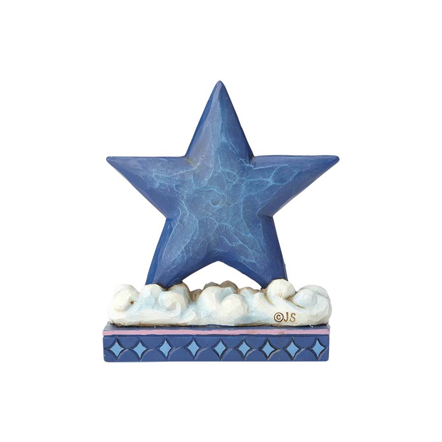 Mini Nativity Star on Cloud