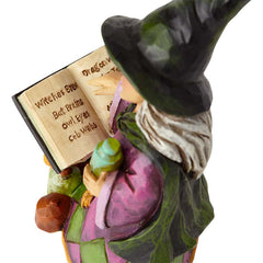 Mini Witch with Spell Book