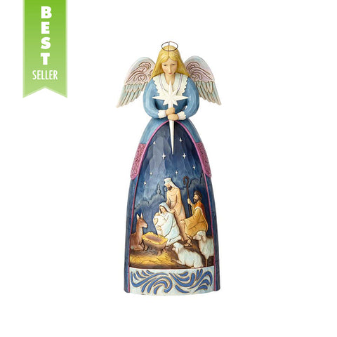 Nativity Angel Statue