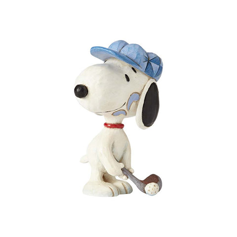 Snoopy Golfer Mini