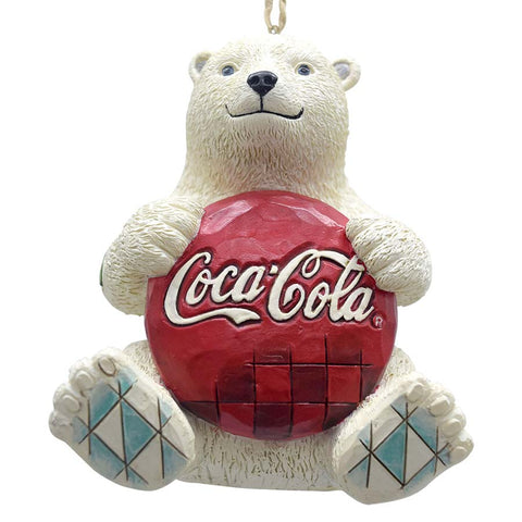 Polar Bear with Coke HO