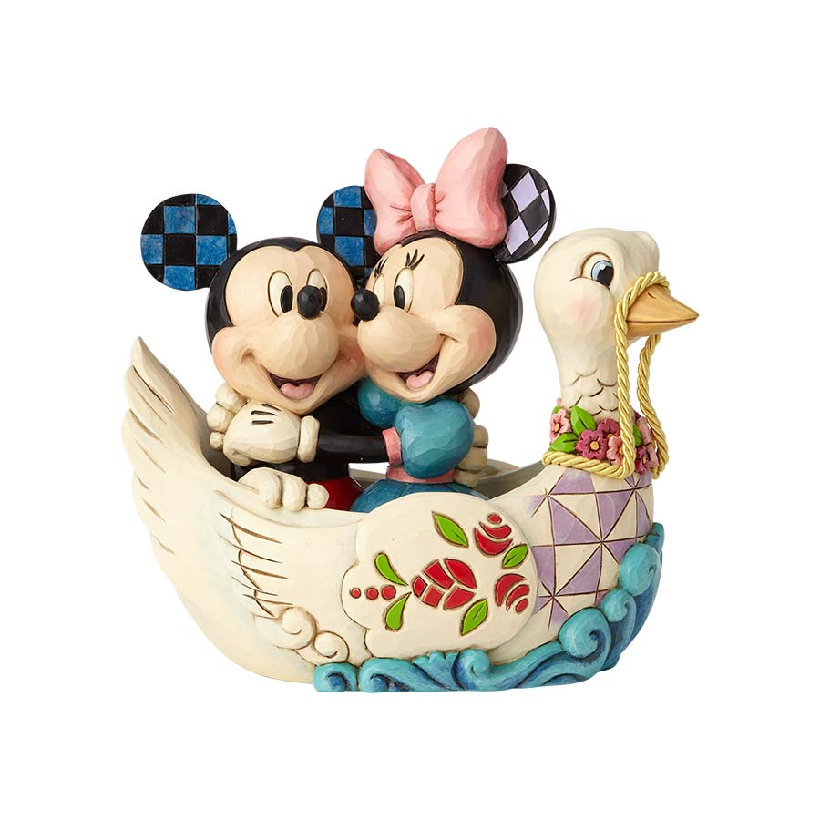Mickey & Minnie in Swan