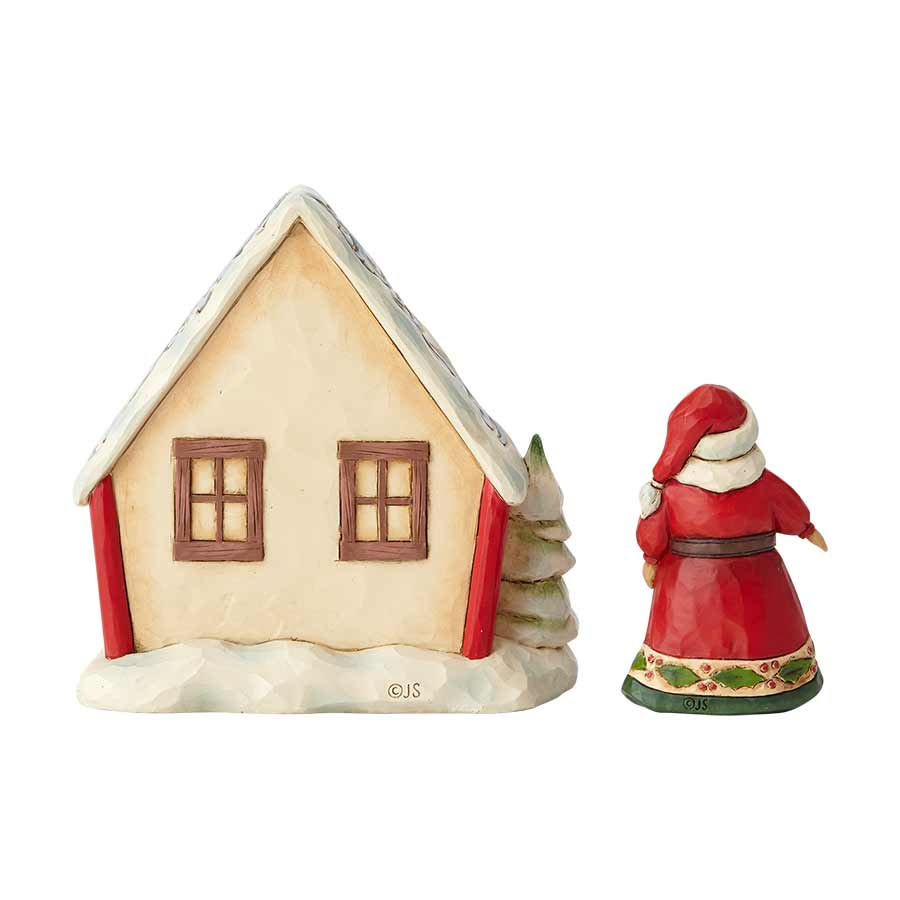 Santa and Toy Shop Mini Set