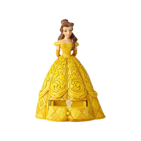 Belle with Chip Charm