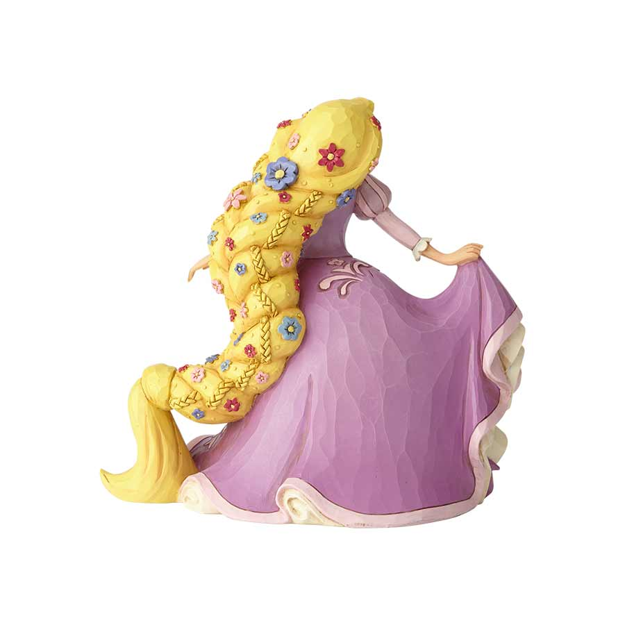Rapunzel with Pascal Charm