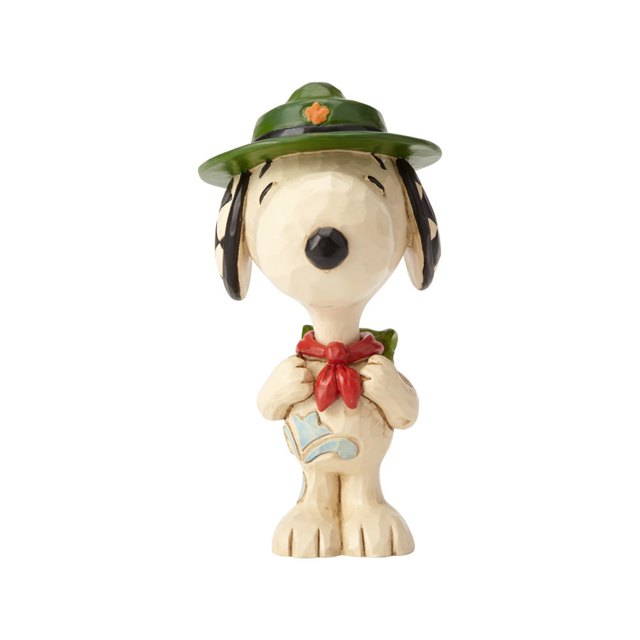 Snoopy Boy Scout Mini
