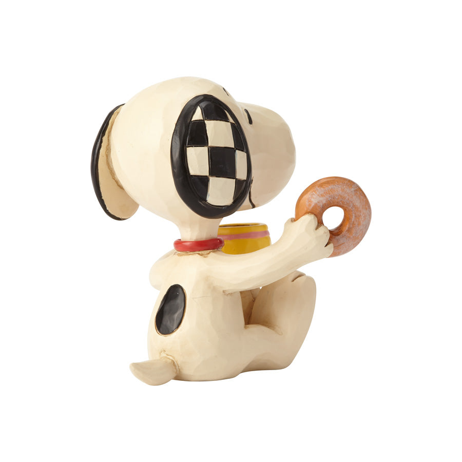 Snoopy Donut & Coffee mini