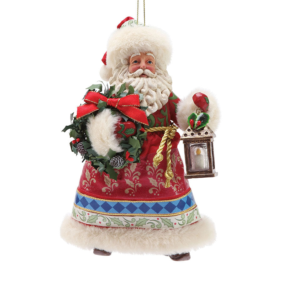 Limited Edition Santa Ornament