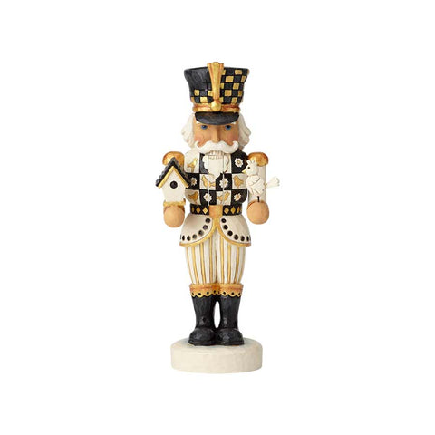 Black & Gold Nutcracker