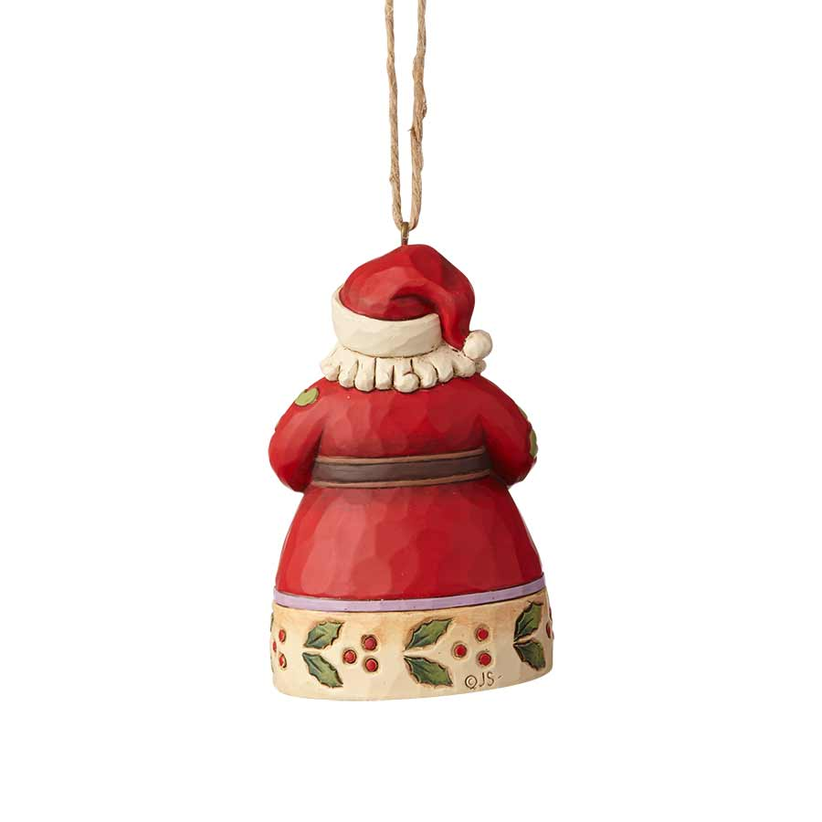 Mini Santa with Teapot