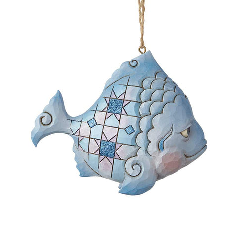 Coastal Fish Ornament