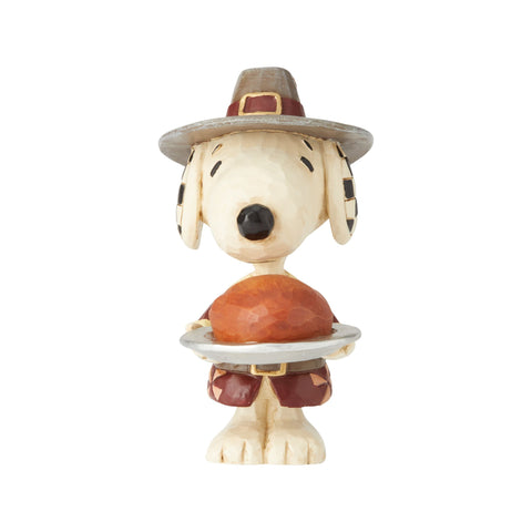 Snoopy Pilgrim Mini Fig