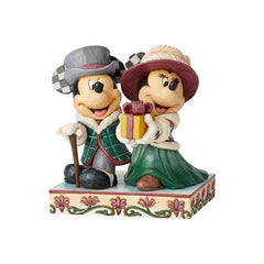 Mickey and Minnie Victorian
