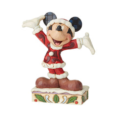 Mickey Christmas Personality
