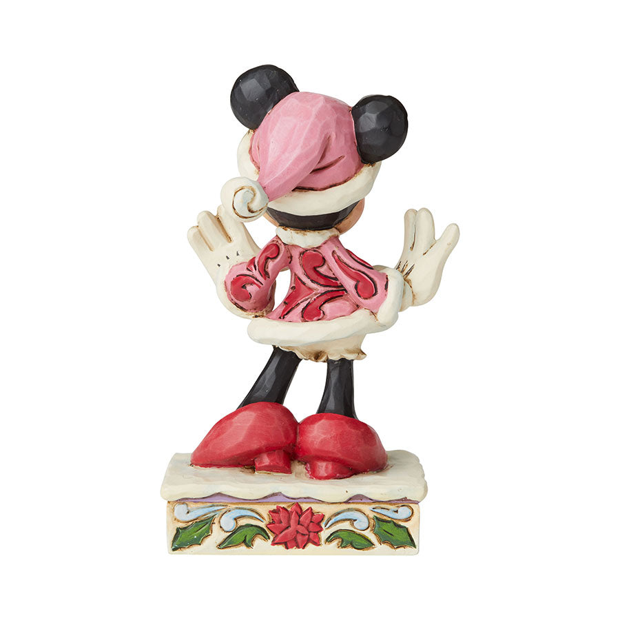 Minnie Christmas Personality