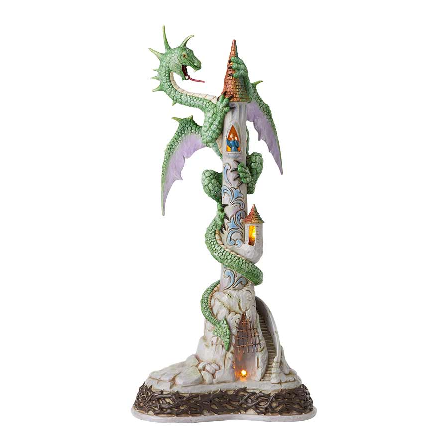 Limited Ed Lighted Dragon