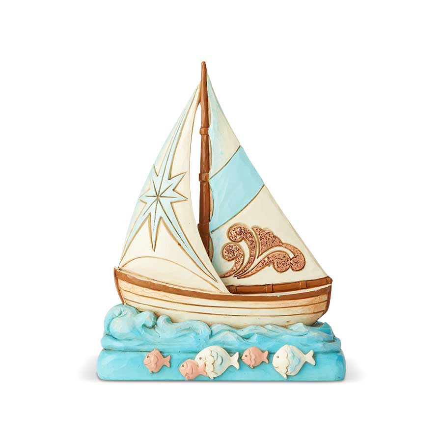 Coastal Pint Sailboat
