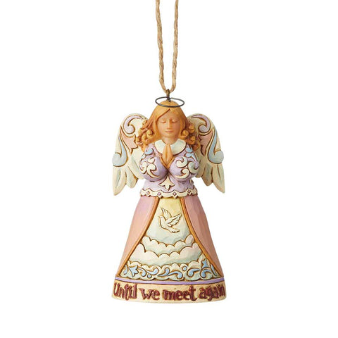 Mini Bereavement Angel Orn