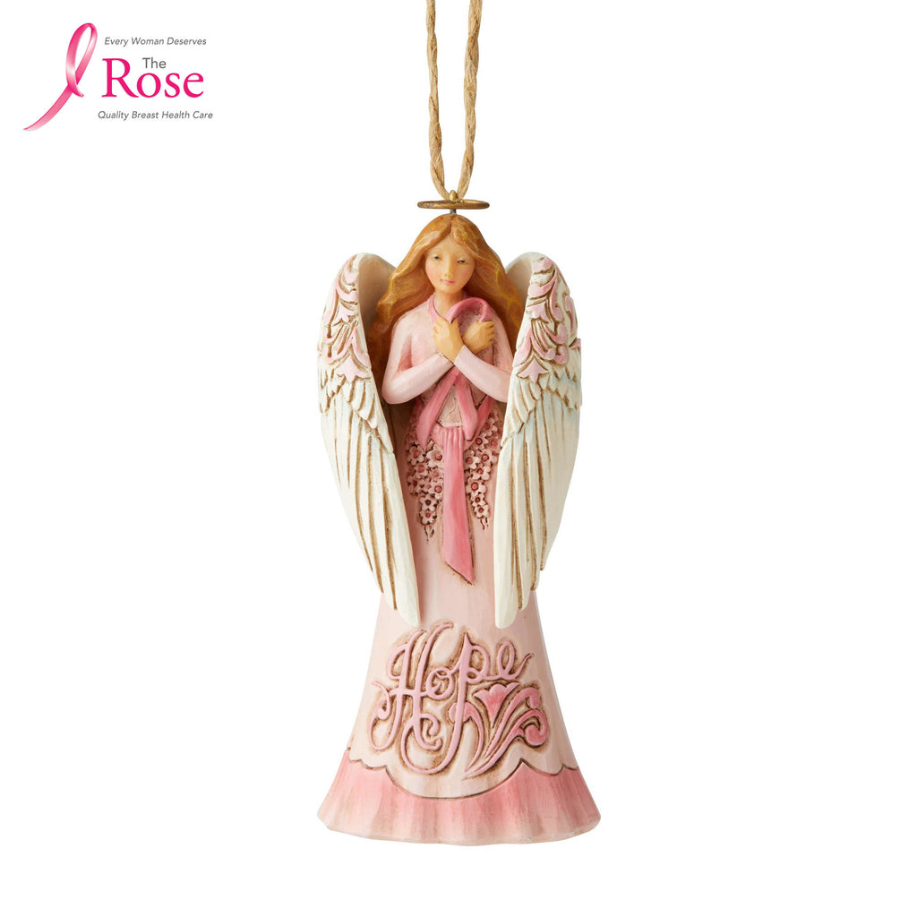 Breast Cancer Angel HO