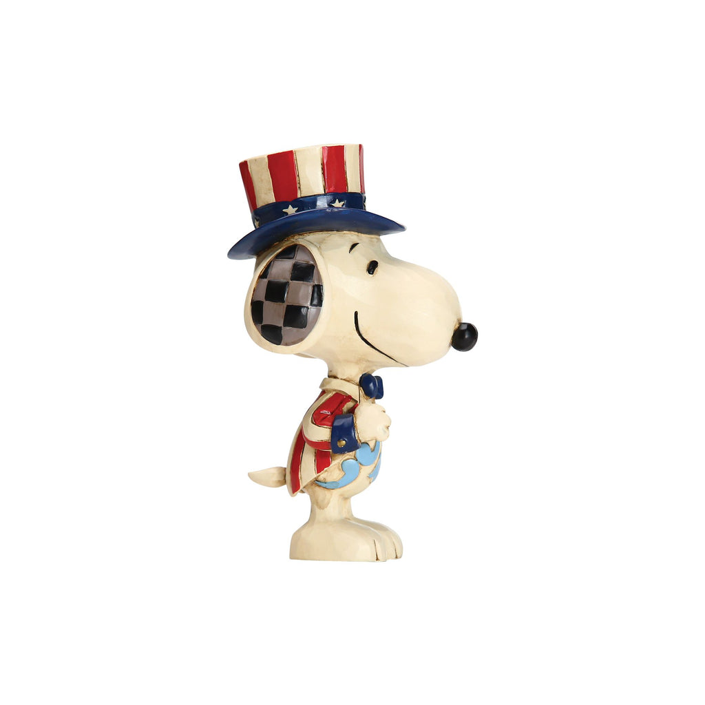 Mini Snoopy Patriotic