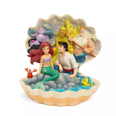 Little Mermaid Shell Scene