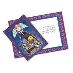 St 10 Nativity Greeting Cards