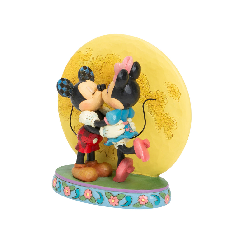 Mickey and Minnie by Moon