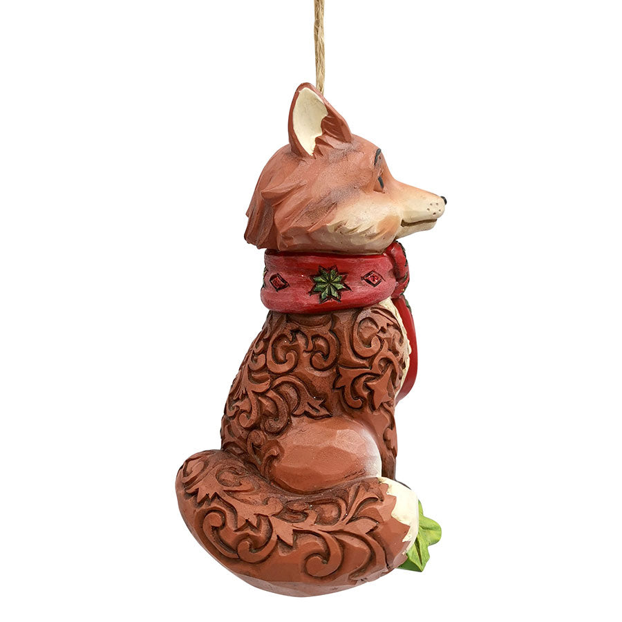Wonderland Fox Ornament