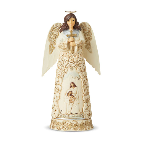 Holiday Lustre Nativity Angel