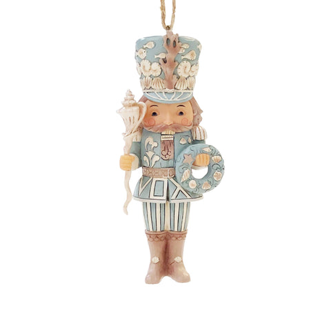 Coastal Nutcracker Ornament