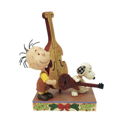 Snoopy Playing Guitar