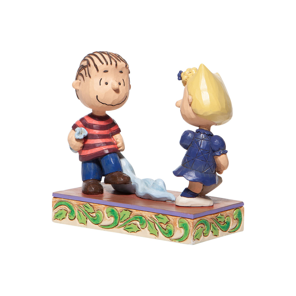 Linus and Sally Dancing