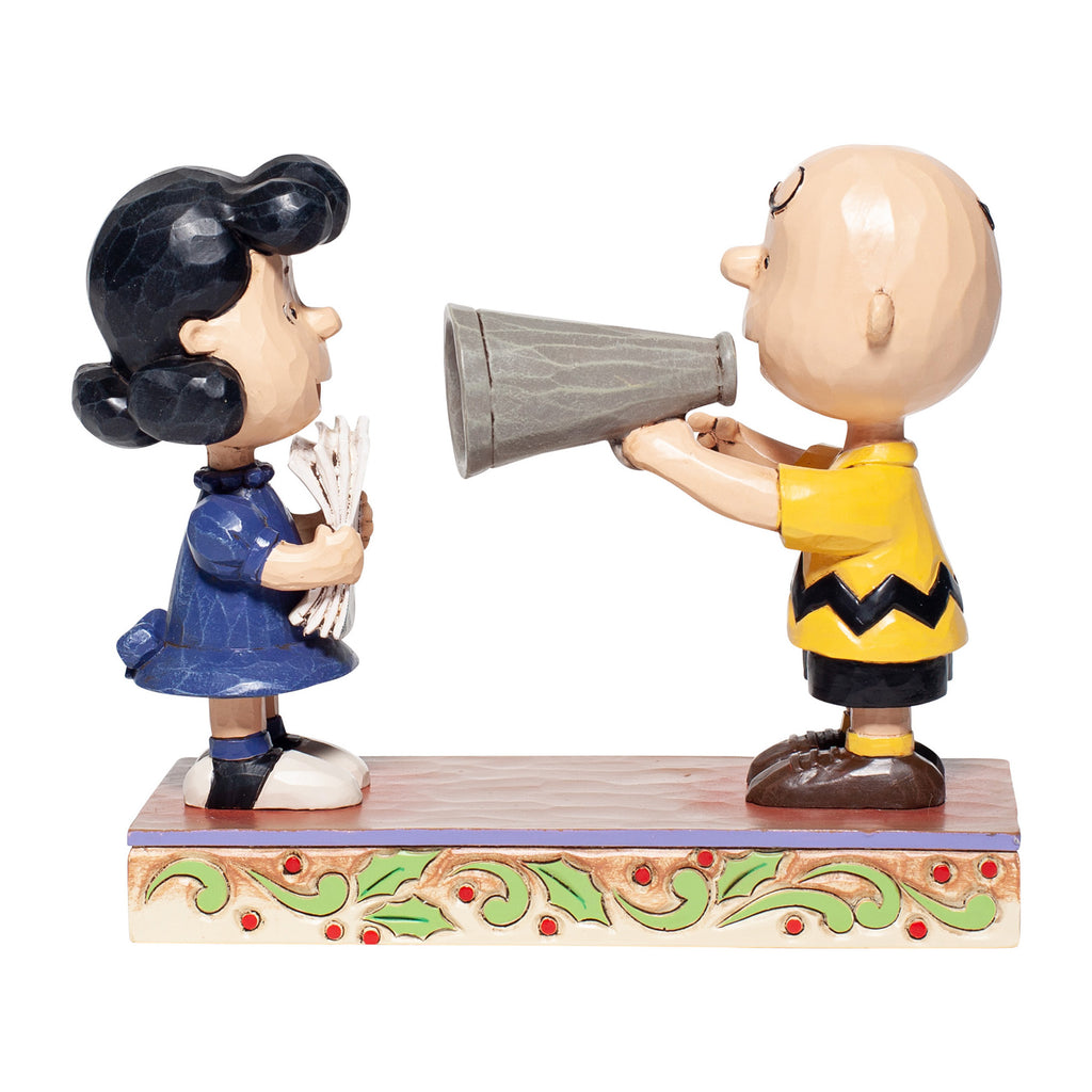 Charlie Brown and LucyDirector