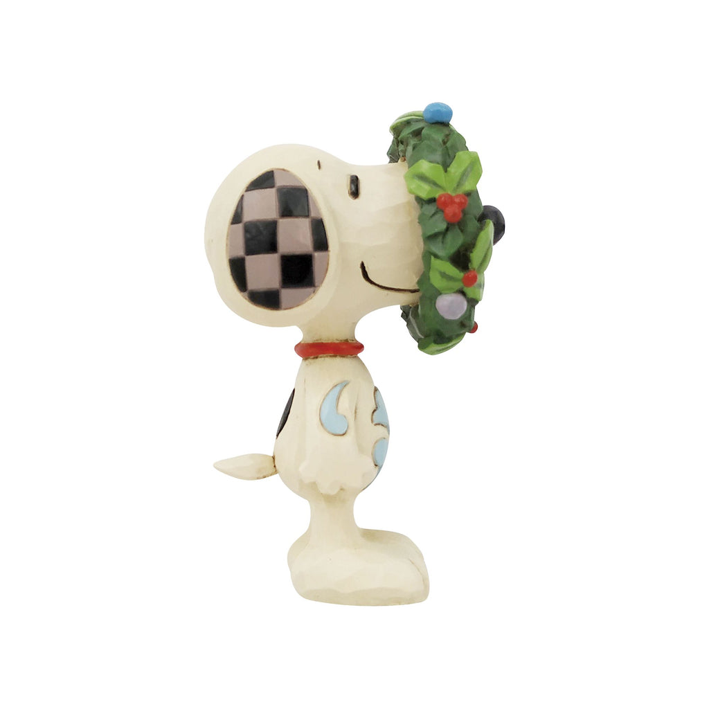 Snoopy in Wreath Mini