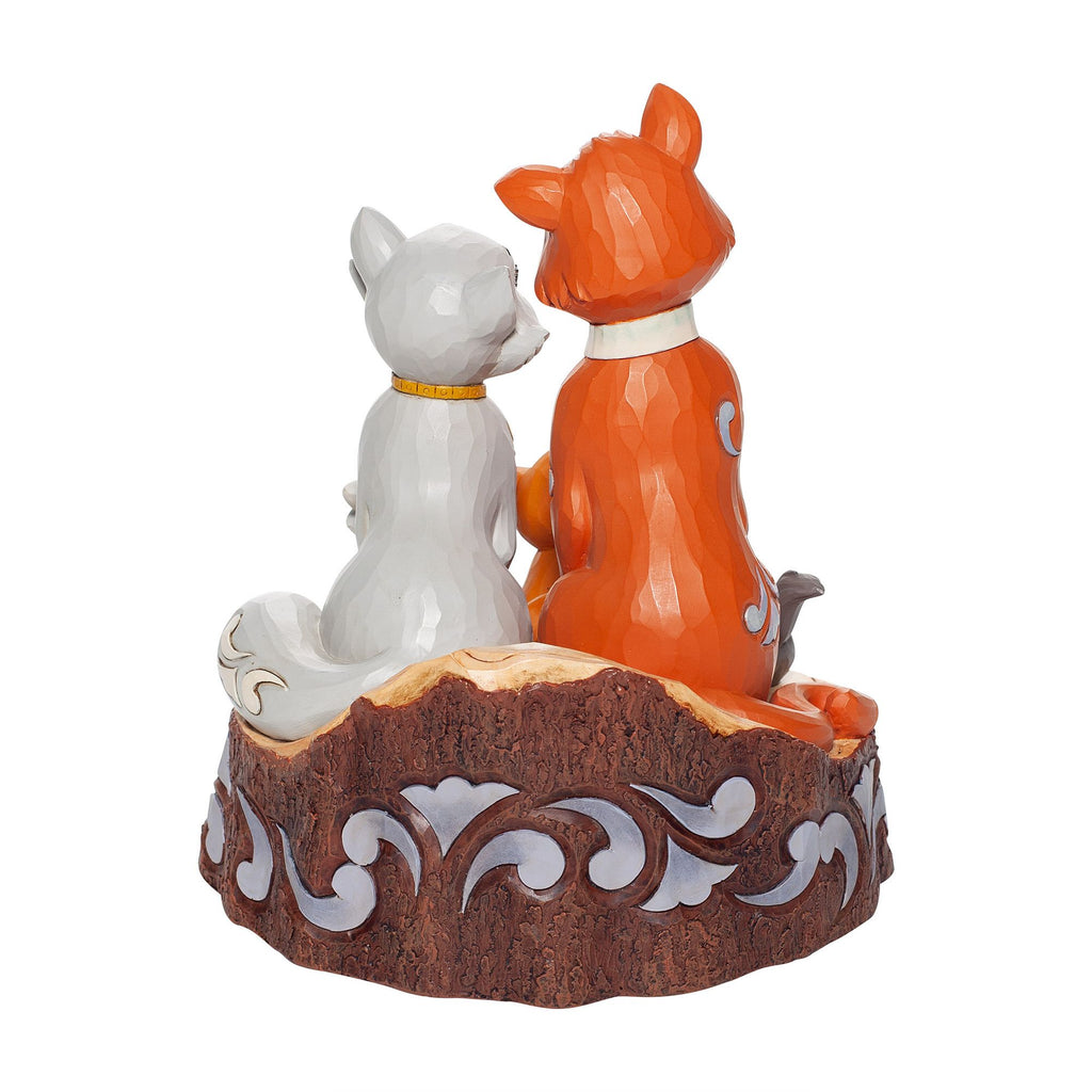 Aristocats Carved by Heart