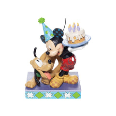 Pluto and Mickey Birthday