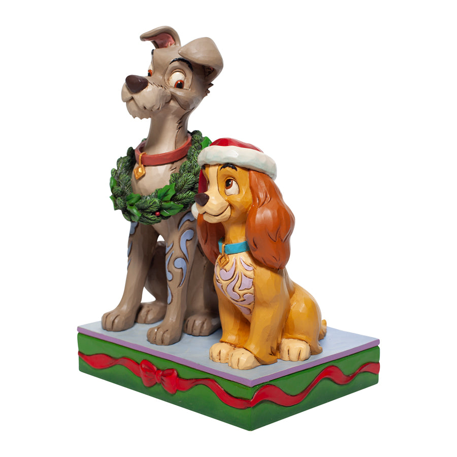 Christmas Lady & Tramp