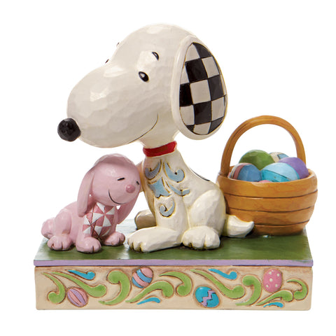 Snoopy with Easter Basket