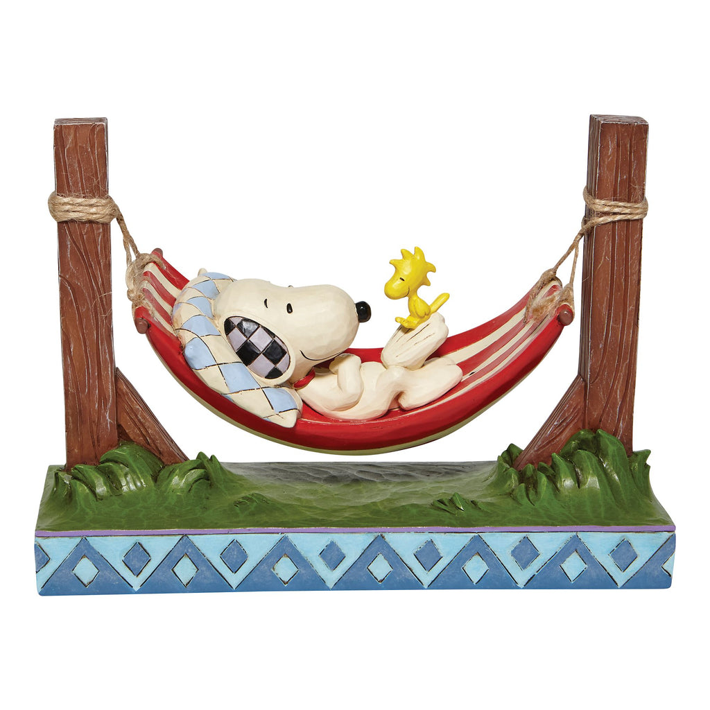 Snoopy/Woodstock in Hammock