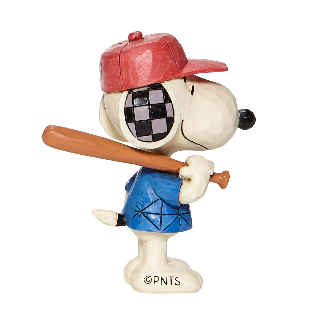 Mini Snoopy Baseball
