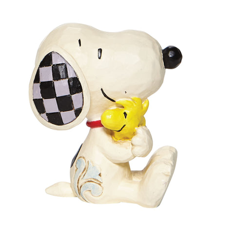 Mini Snoopy and Woodstock